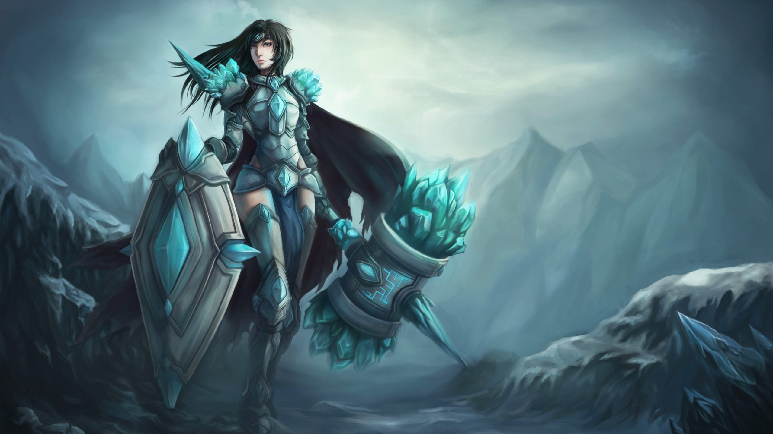 League Of Legends Kelvin Burchfield Wallpapers and Pictures 2560x1440