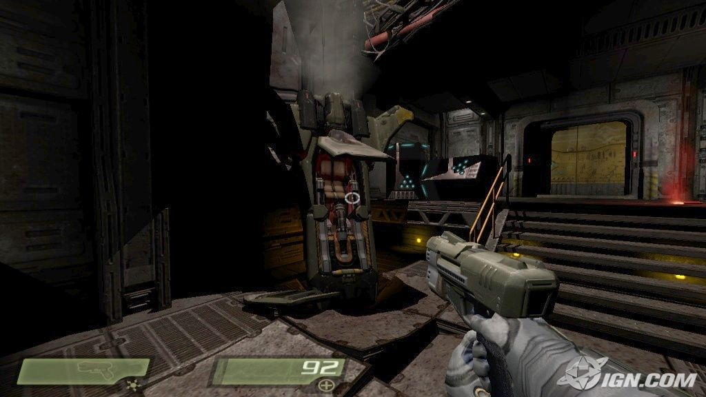 Quake 4 Screenshots Pictures Wallpapers   PC   IGN 1024x576