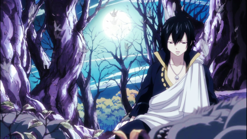 Fairy Tail Zeref Wallpaper - WallpaperSafari