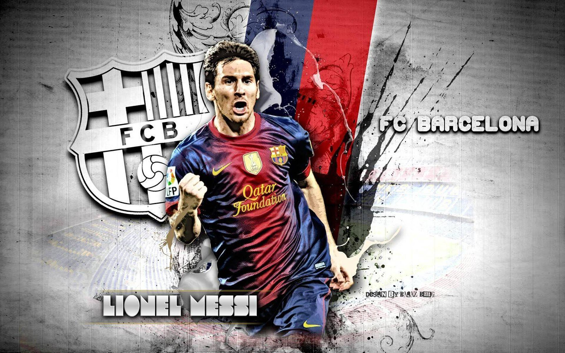 Wallpapers Lionel Messi 2017 1920x1200
