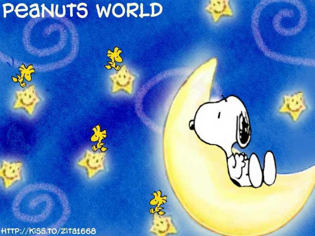 Snoopy wallpaper   Snoopy Wallpaper 33124644 1024x768