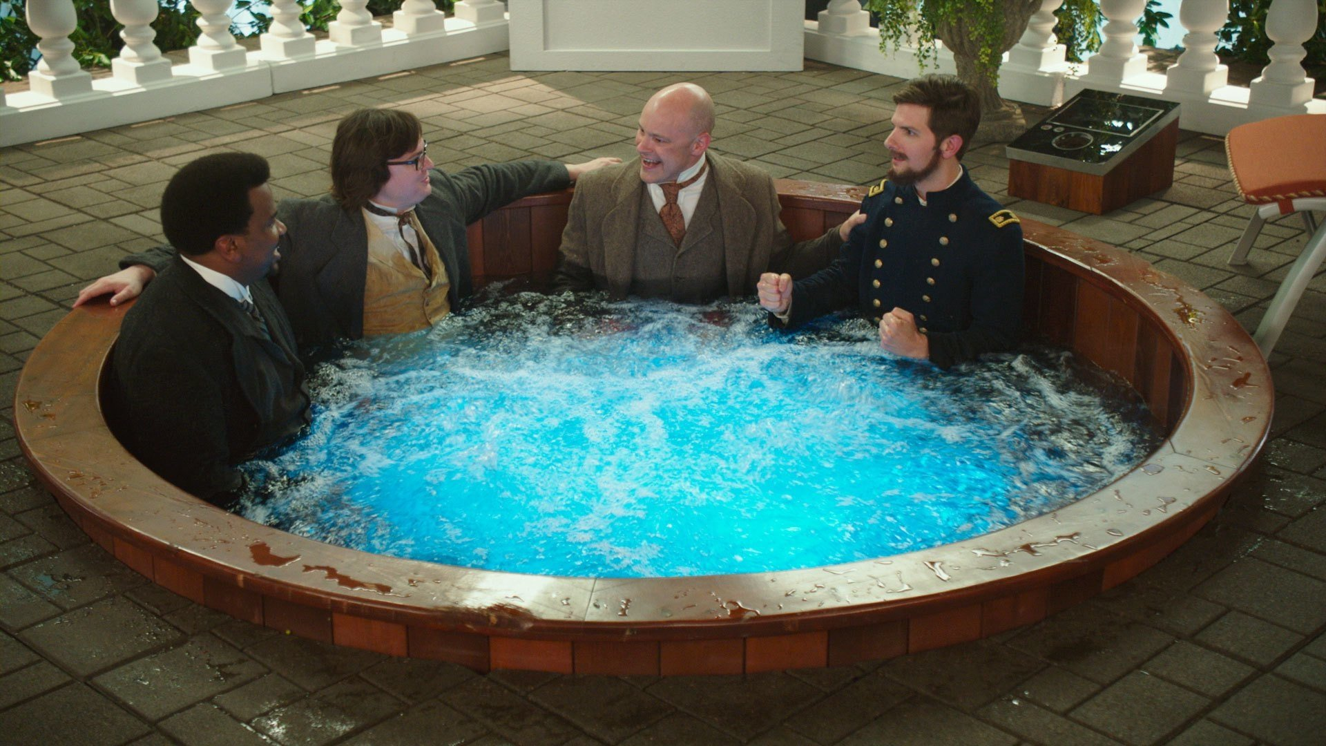 Hot Tub Time Machine 2 Wallpaper 16   1920 X 1080 stmednet 1920x1080
