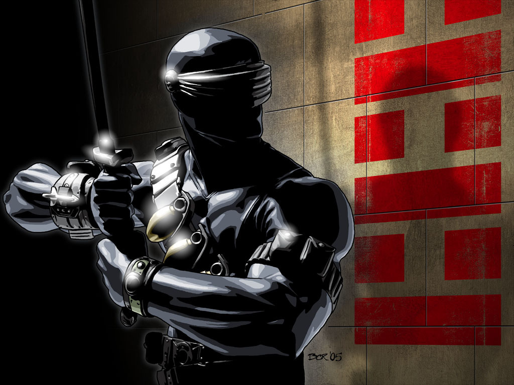 GI Joe images Snake Eyes HD wallpaper and background 1024x768