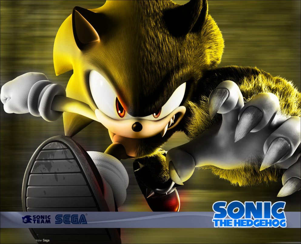 Free Download Super Werehog Is Comming By Hyuugakarasu 993x805 For Your Desktop Mobile Tablet Explore 49 Sonic The Werehog Wallpaper Sonic Wallpaper For Desktop Sonic Unleashed Wallpaper
