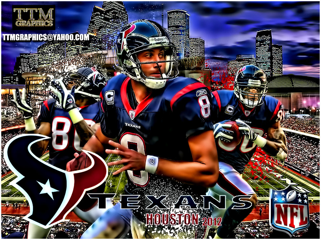 Houston Texans Wallpaper by tmarried 1024x768
