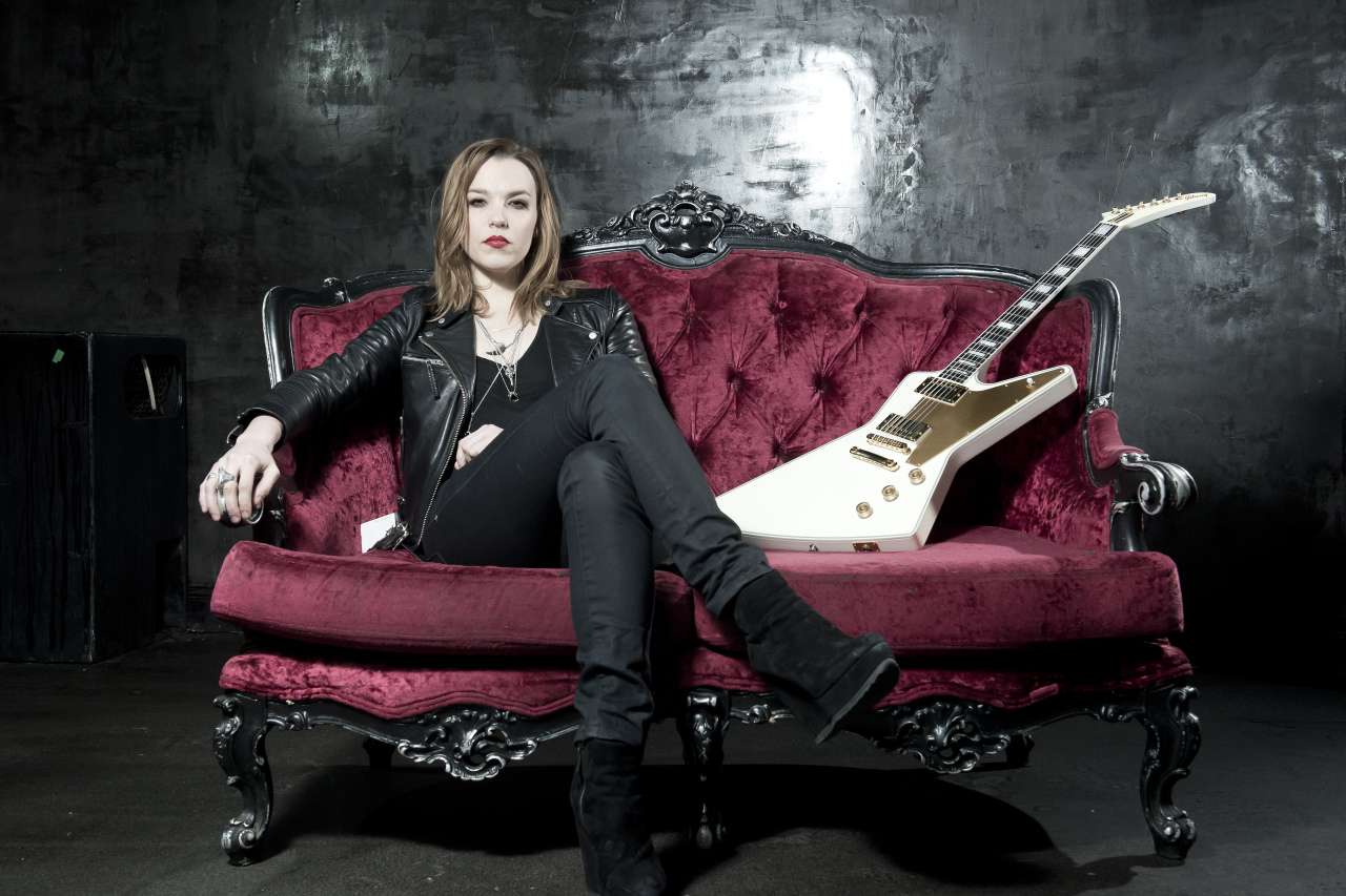 Free Download Lzzy Hale Images Lzzy Hale Hd Wallpaper And