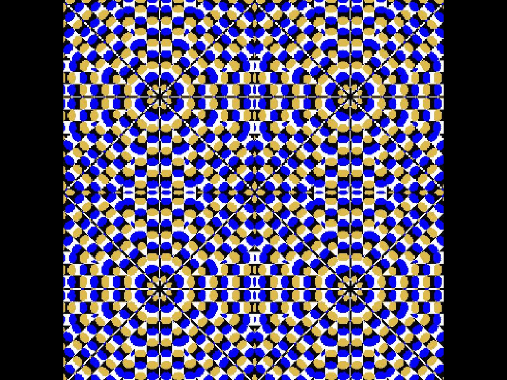 Optical Illusions Wallpaper