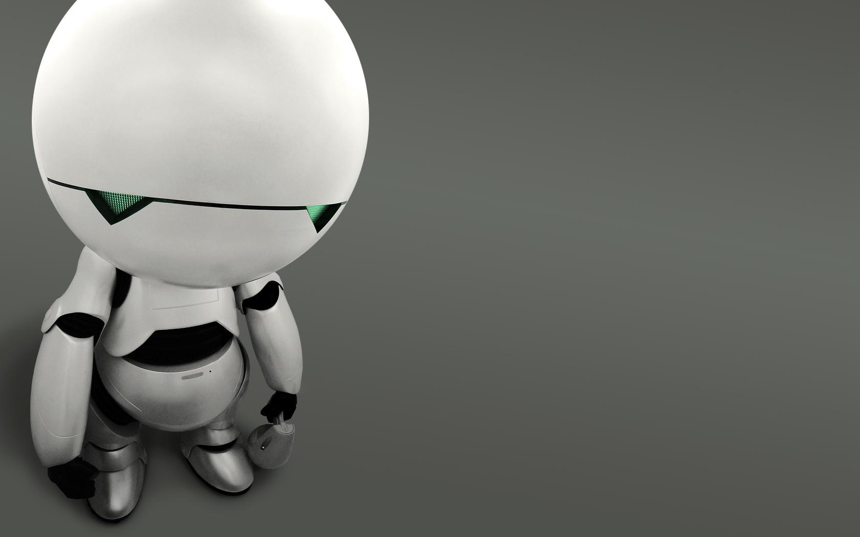 Lonely Robot Desktop Wallpapers One Lonely Robot Desktop Backgrounds 1680x1050