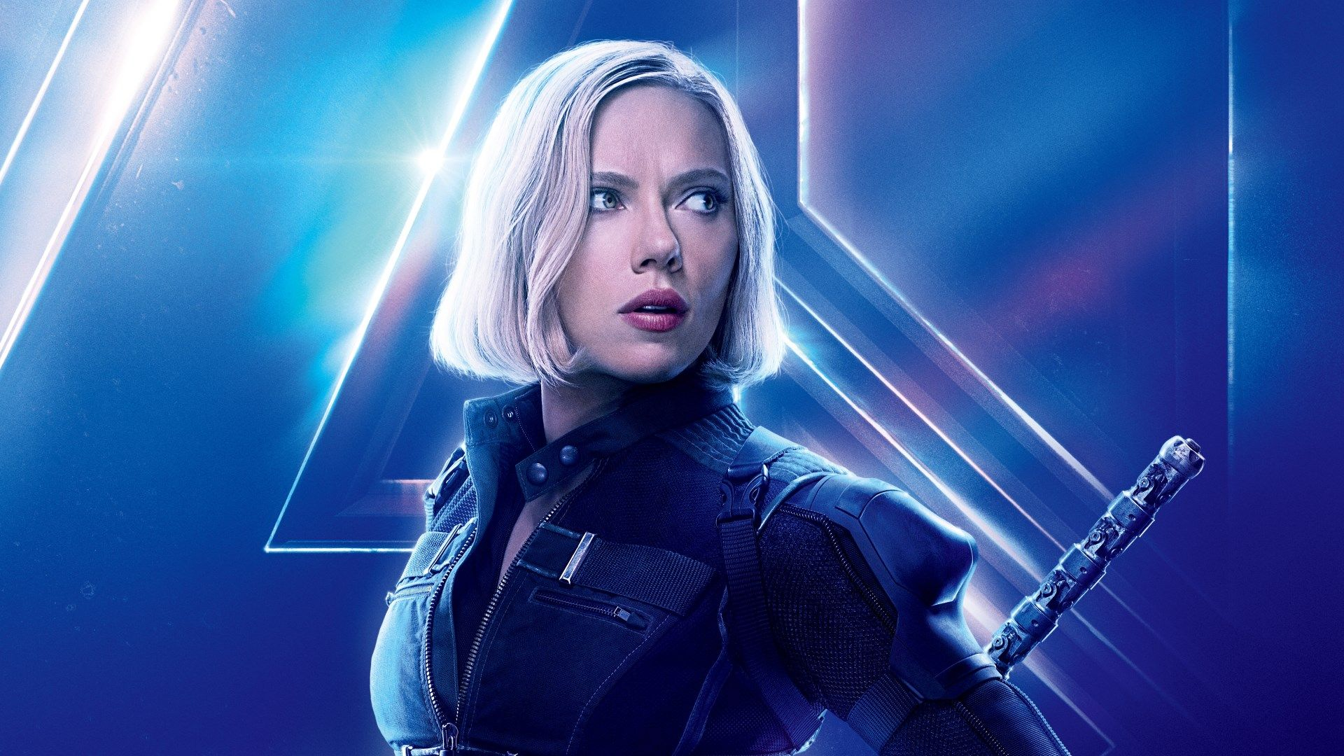 Black Widow Infinity War HD Wallpaper Avengers infinity war 1920x1080