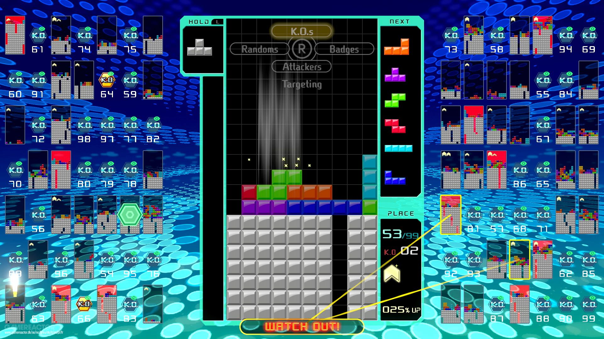 Pictures of Tetris 99 1420 1920x1080
