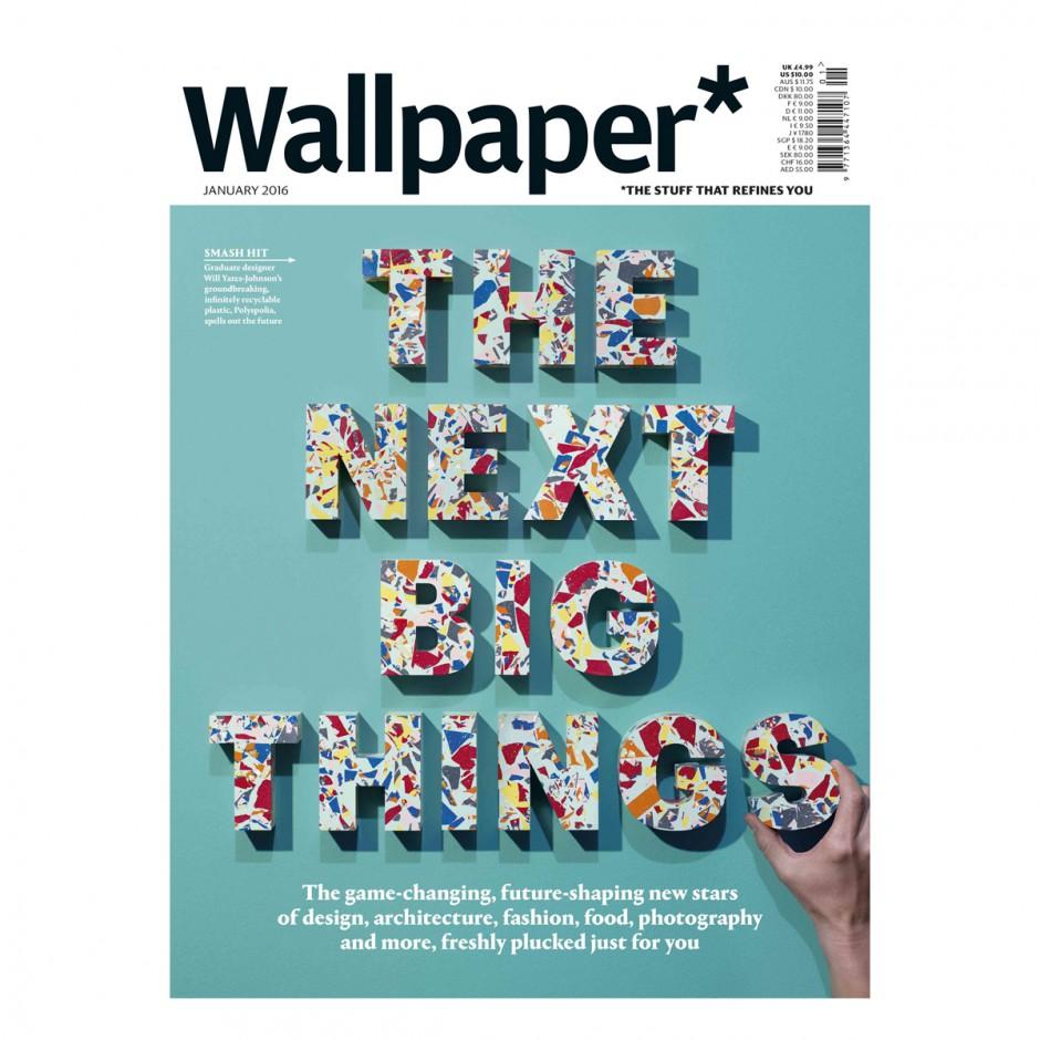 January 2016 Wallpaper Magazine Magazines Literature Storm 940x940