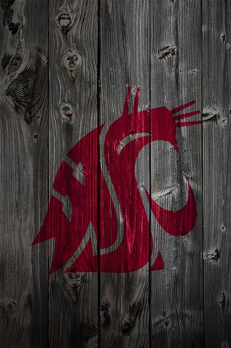 Washington State Cougars Wood iPhone 4 Background Washingt 333x500