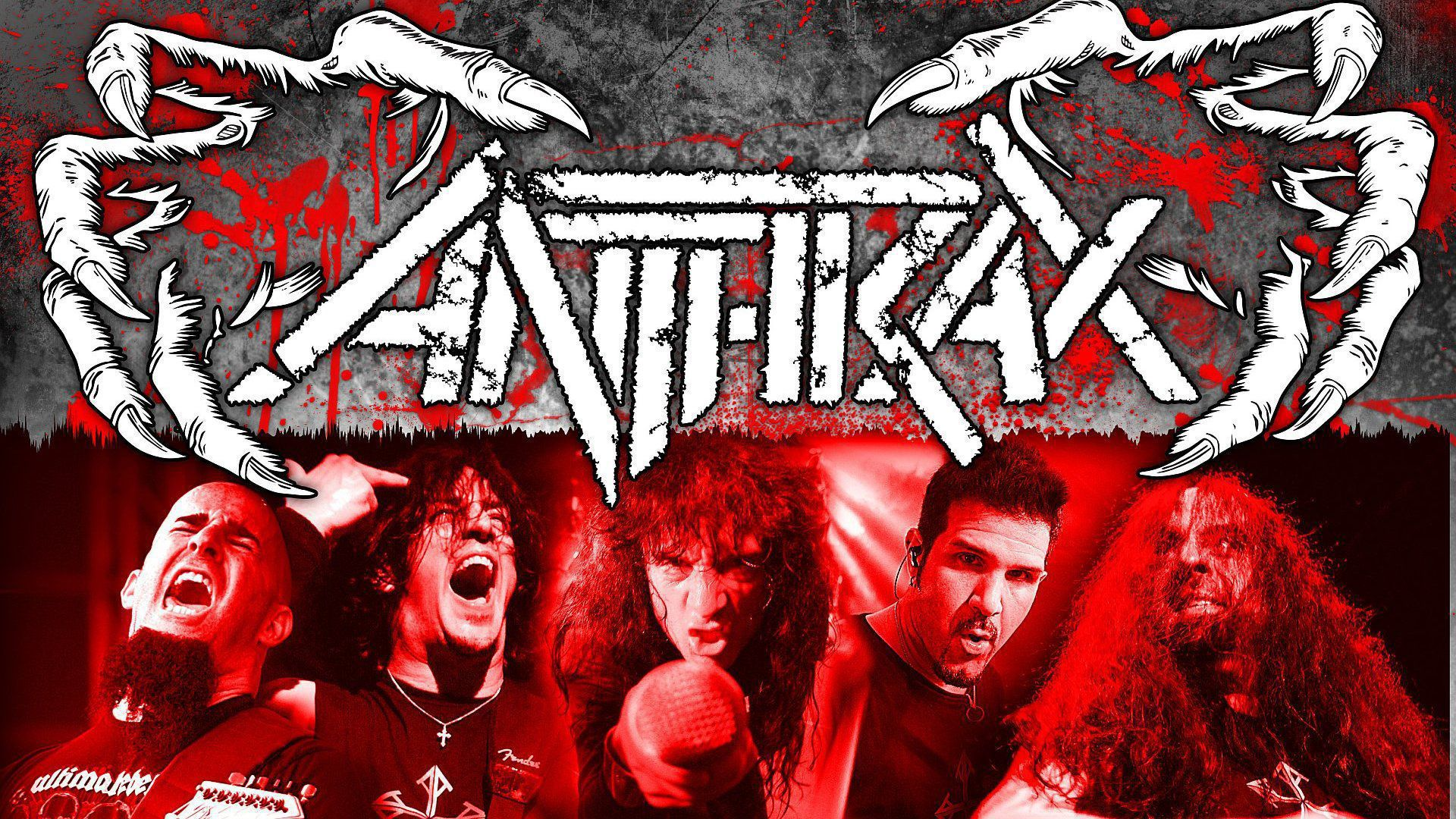 Anthrax Wallpapers Backgrounds 1920x1080