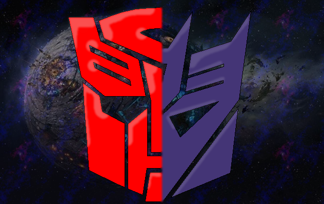 Transformers   Autobots VS Decepticons by CookieGodess1920 on 632x397