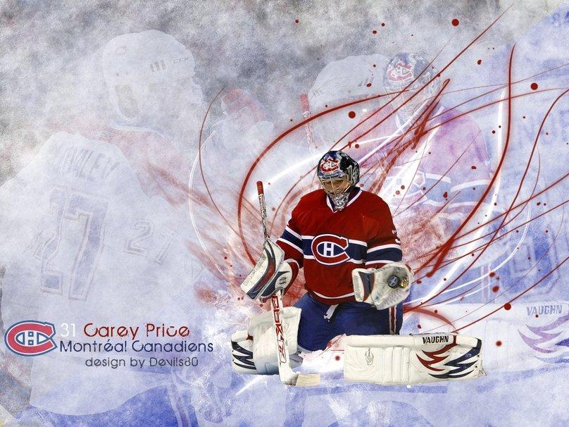 carey price du canadien de montral Wallpaper   ForWallpapercom 808x606