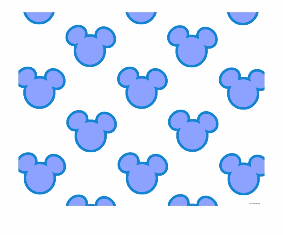 Baby Mickey Mouse Head Silhouette Wallpaper Clipart   Baby Mickey 920x764