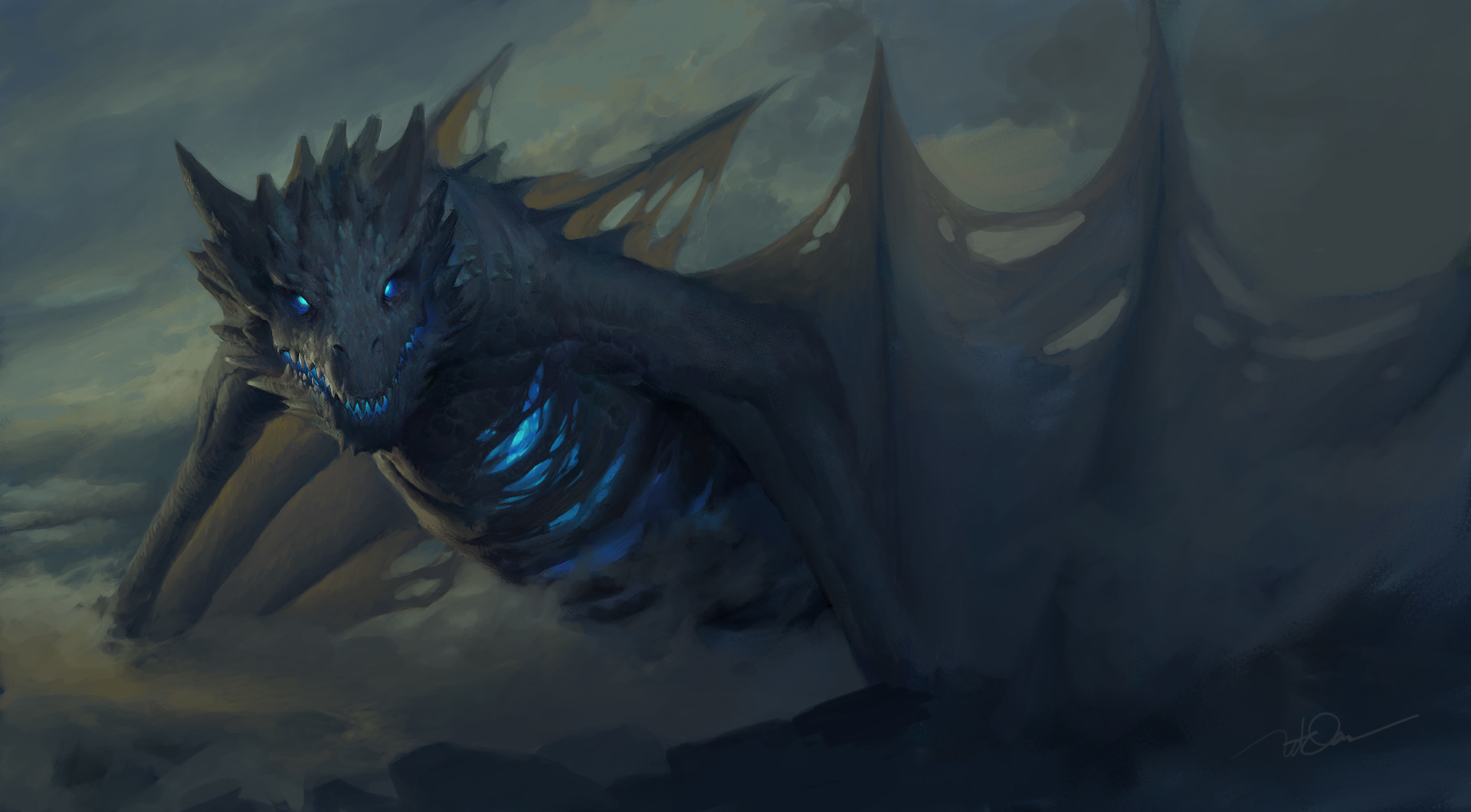 Ice Dragon Game Of Thrones 7 Wallpaper HD Movies 4K Wallpapers 1920x1060