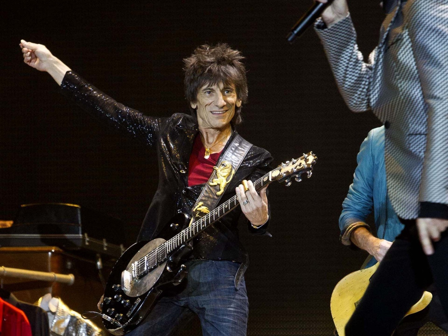 The Rolling Stones Ronnie Wood Wallpaper Ronnie Woods Photo Shared 1440x1080