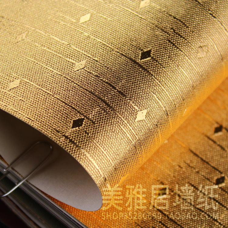 Pillow Case   Buy Chinese Style Modern Solid Color Gold Foil Wallpaper 750x750