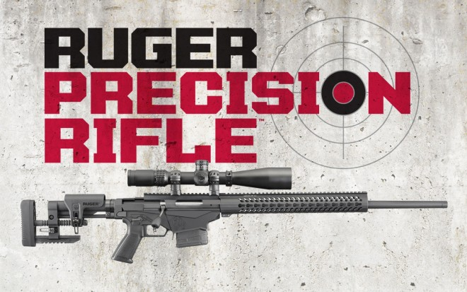 Ruger Announces New Precision Bolt Rifle The Real Revo 660x413