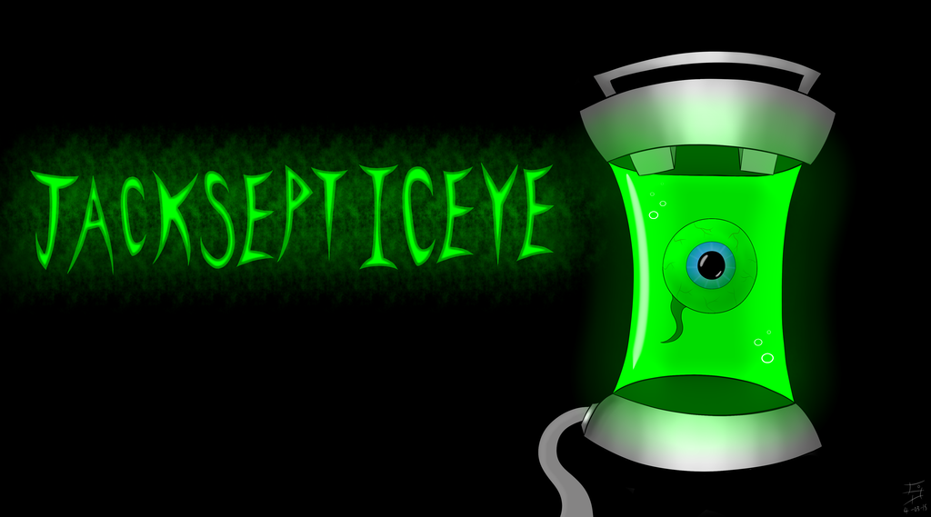 The Septic Eye by Spyke The Artist 1024x569
