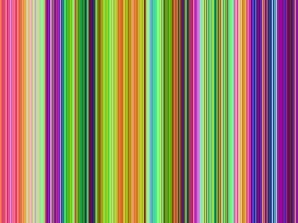 1024x768 Op Art Multicolor Stripes desktop PC and Mac wallpaper 1024x768