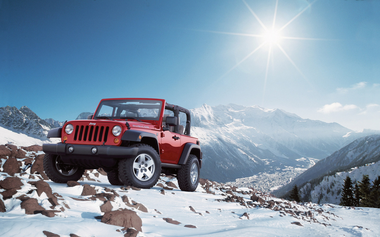 Jeep Wrangler Rubicon wallpaper 1723 1280x800