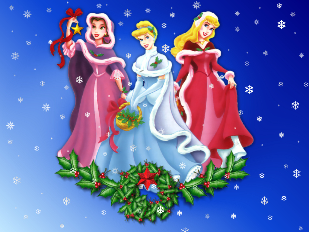 Disney Christmas   Christmas Wallpaper 7491937 1024x768