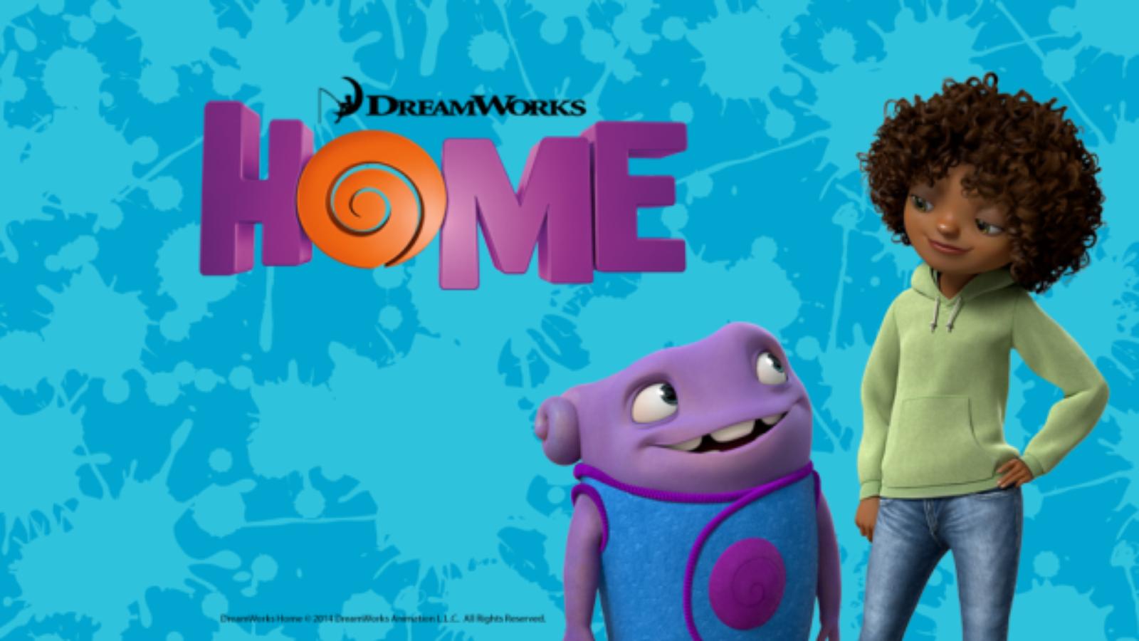 Home Film Home Movie Dreamworks Home Movie Dreamworks Home Movie 1600x900