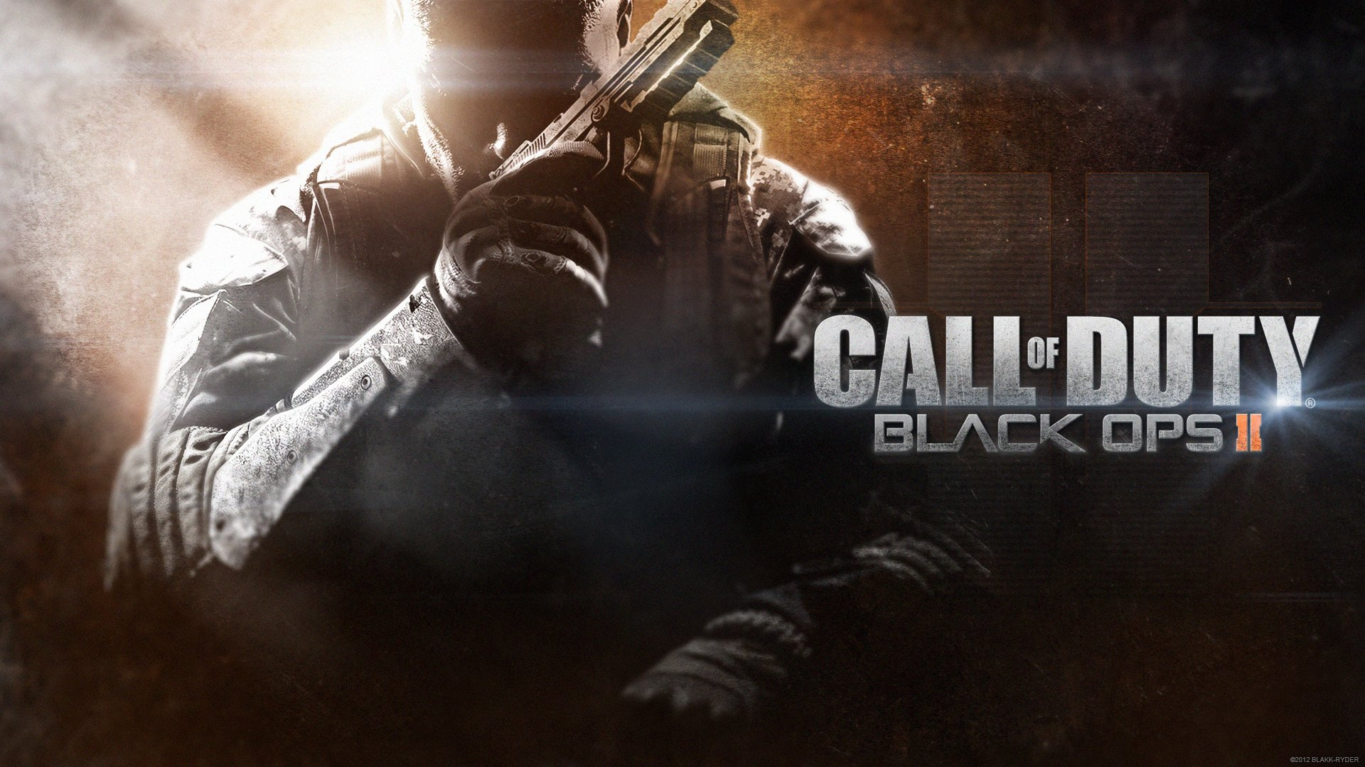 50 Call of Duty Black Ops II HD Wallpapers Background Images 1920x1080