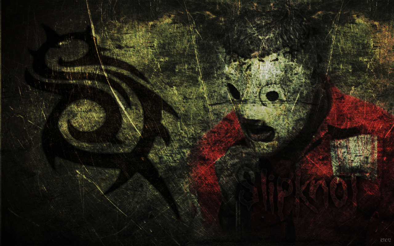 Corey Taylor Wallpaper 1 by rtk12 1280x800