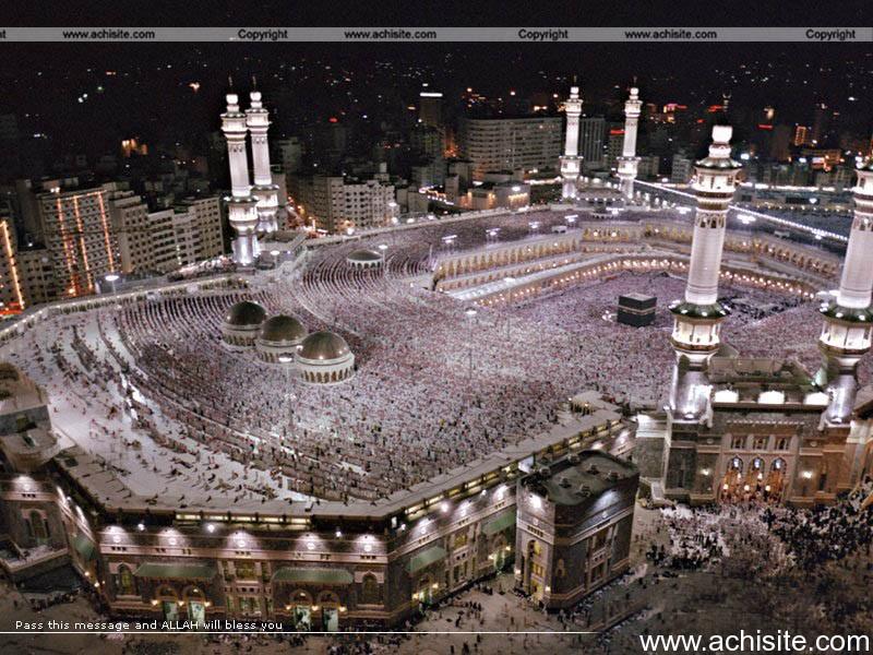 49 Makkah Wallpaper High Resolution On Wallpapersafari