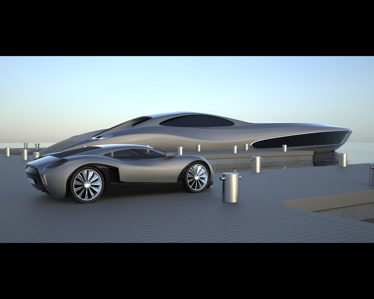Supercars Wallpapers HD - WallpaperSafari Bugatti Renaissance Concept