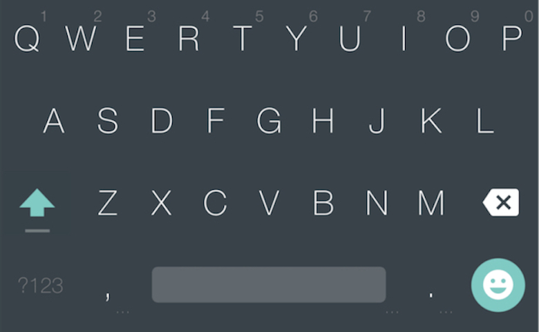keyboard ported to many devices through standalone Play Store app 780x481