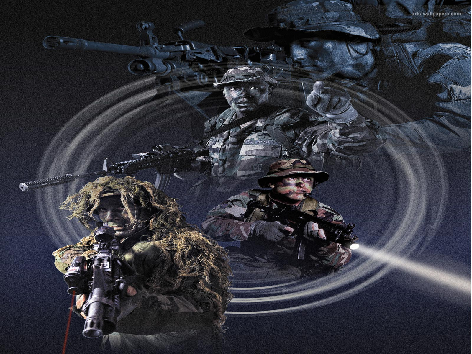 Wallpapers United States Navy SEALs US Navy Seal Wallpapers Navy 1600x1200