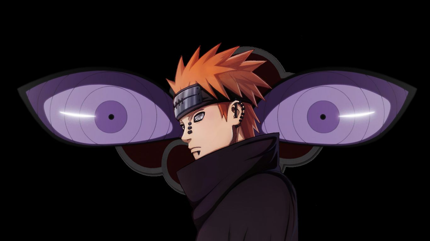 Rinnegan Wallpaper Hd Wallpapersafari
