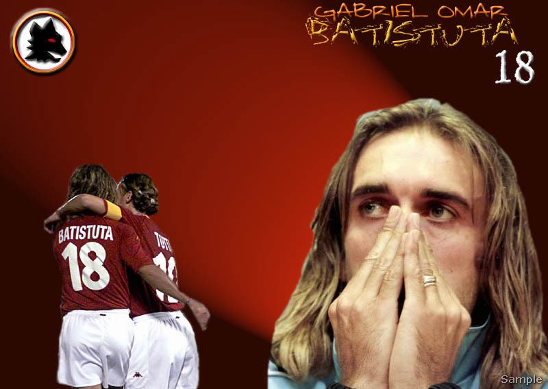 Gabriel Batistuta Biography and Wallpapers Football 800x568