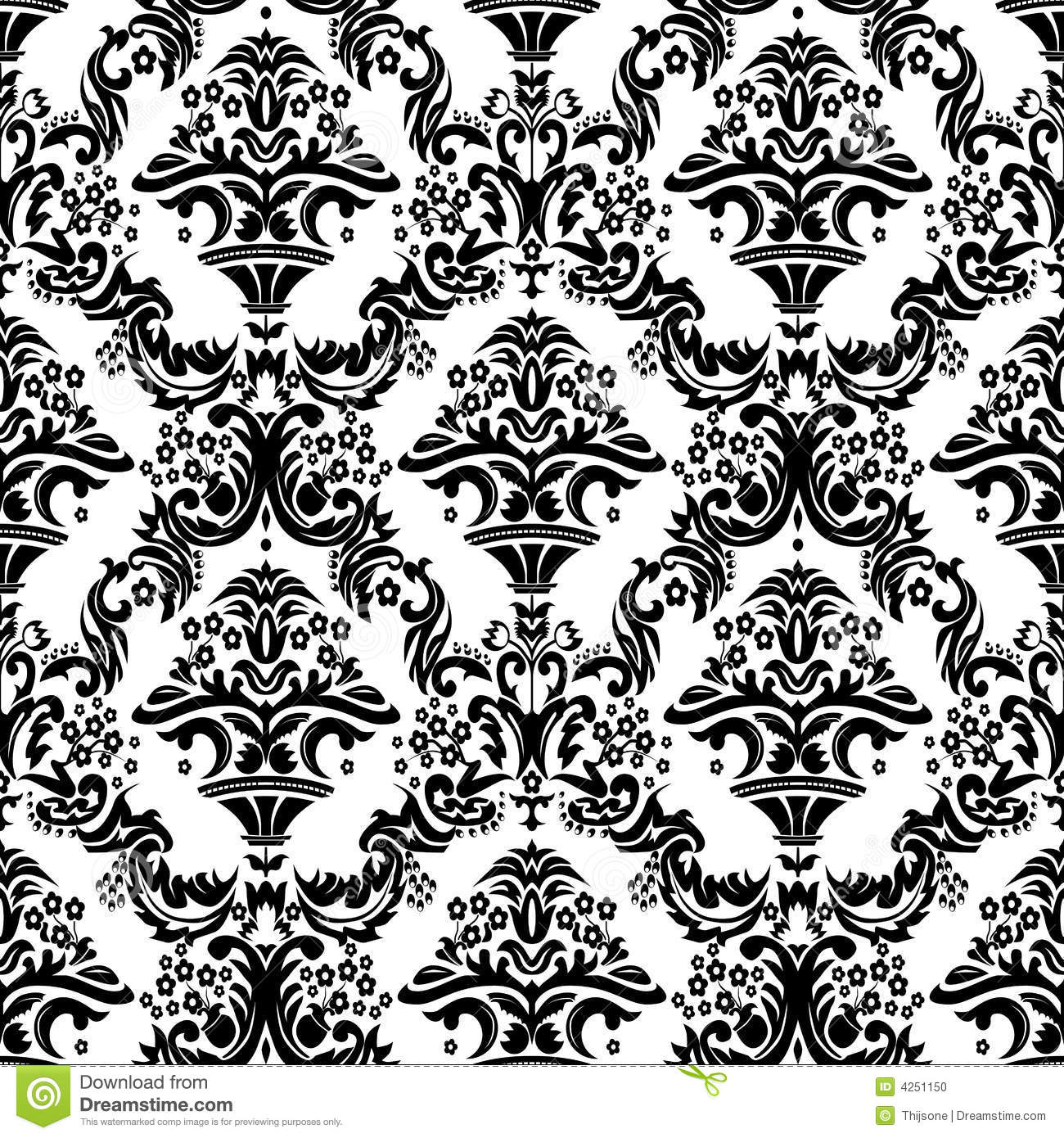 Black And White Wallpaper Pattern   Widescreen HD Wallpapers 1300x1390