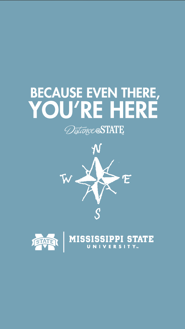 for Distance Education Wallpapers   Mississippi State University 640x1136