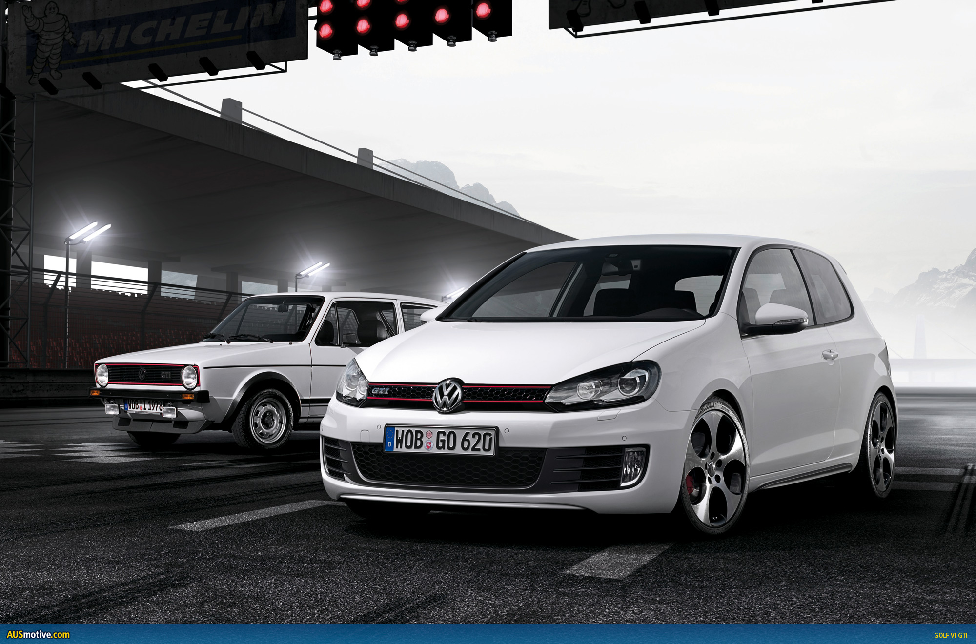 Volkswagen Golf GTIclick on each pic to load wallpaper sized 2000x1320