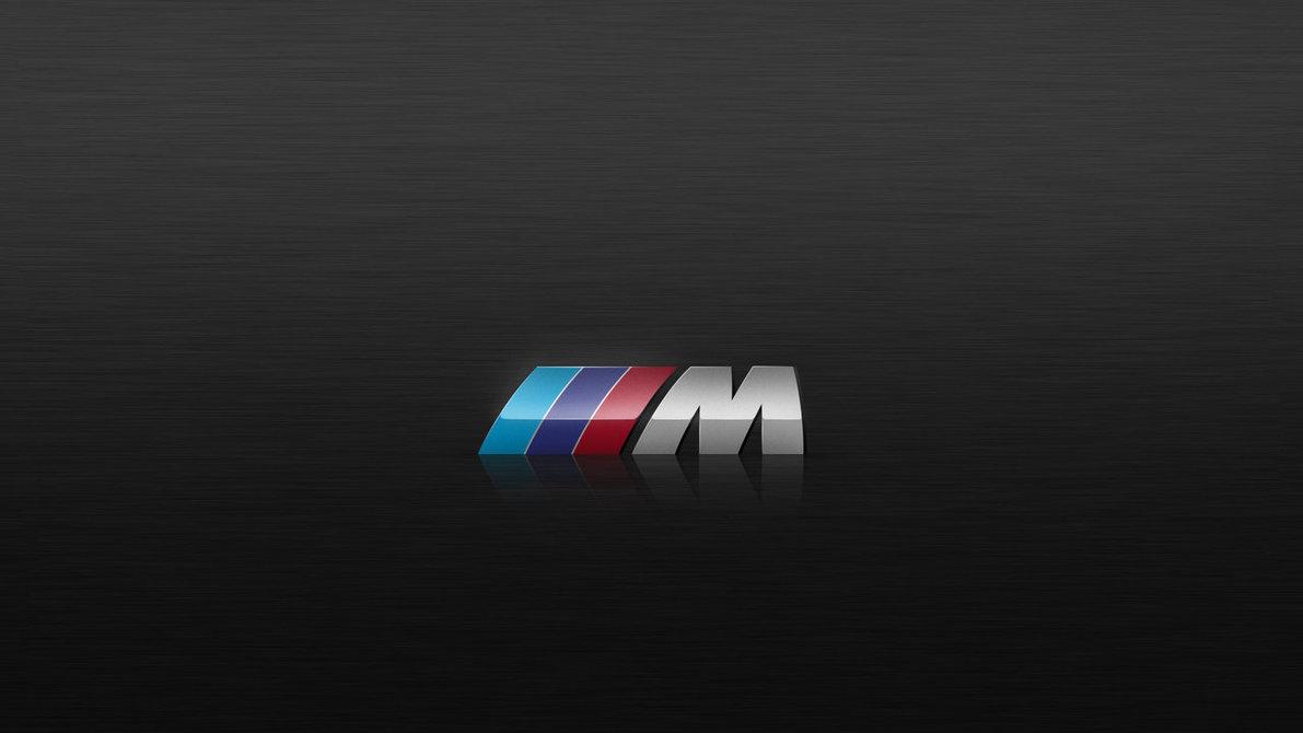 Bmw m Series Logo Wallpaper Bmw M badge Wallpaper by 1191x670