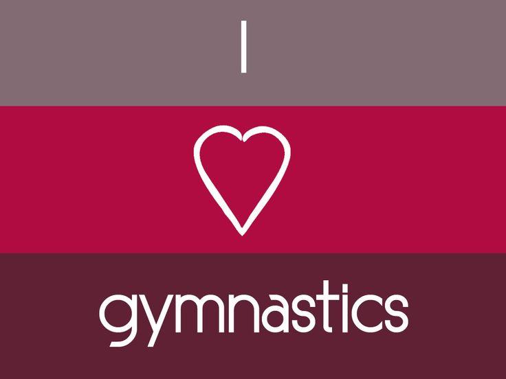 Go Back Gallery For I Love Gymnastics Wallpaper 736x552