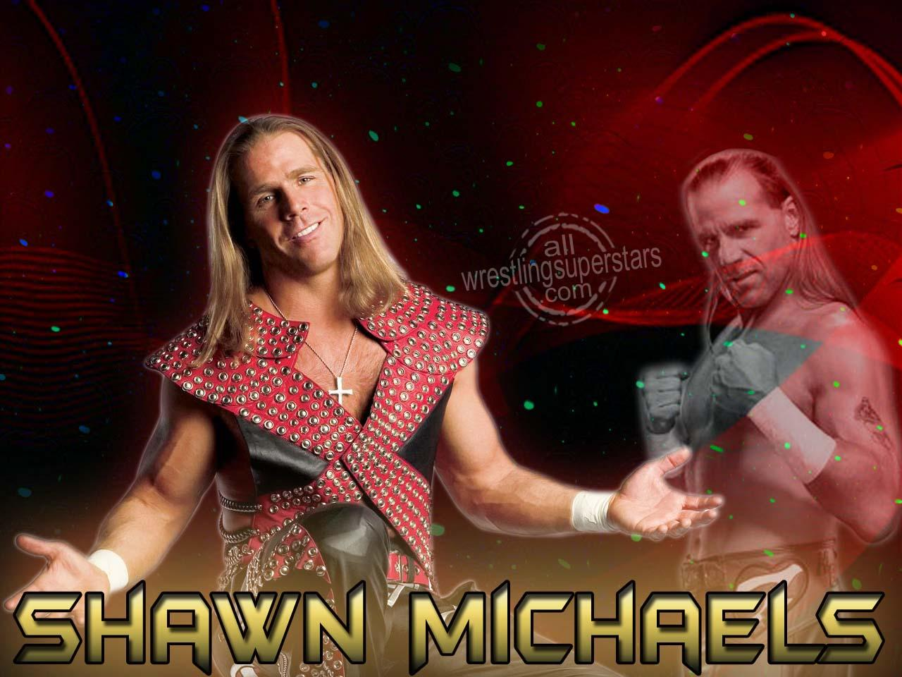wwe wallpapers more entries wallpaper of shawn michaels shawn michaels 1280x960