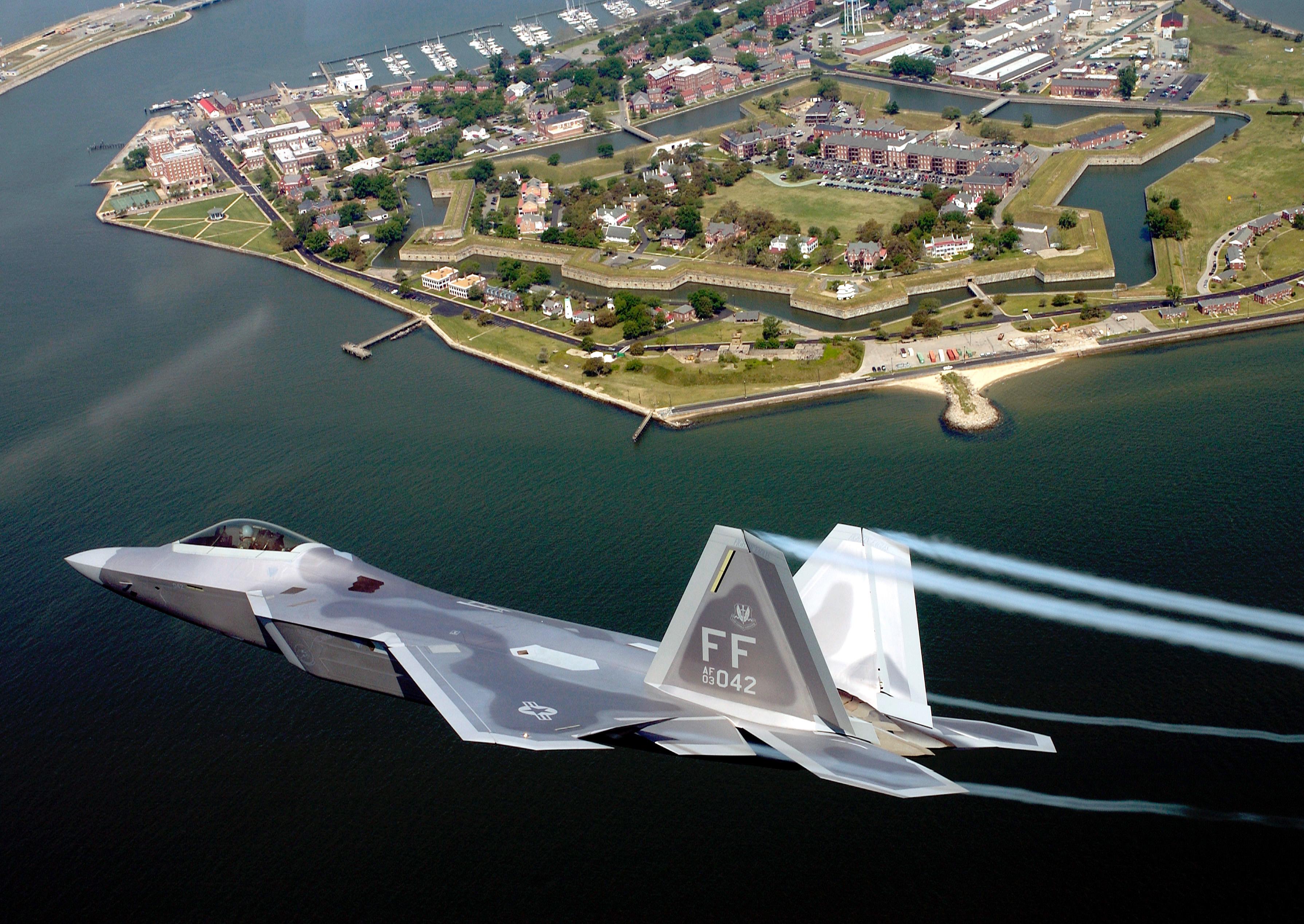 22 Raptor US Air Force Fact Sheet Display 3580x2538