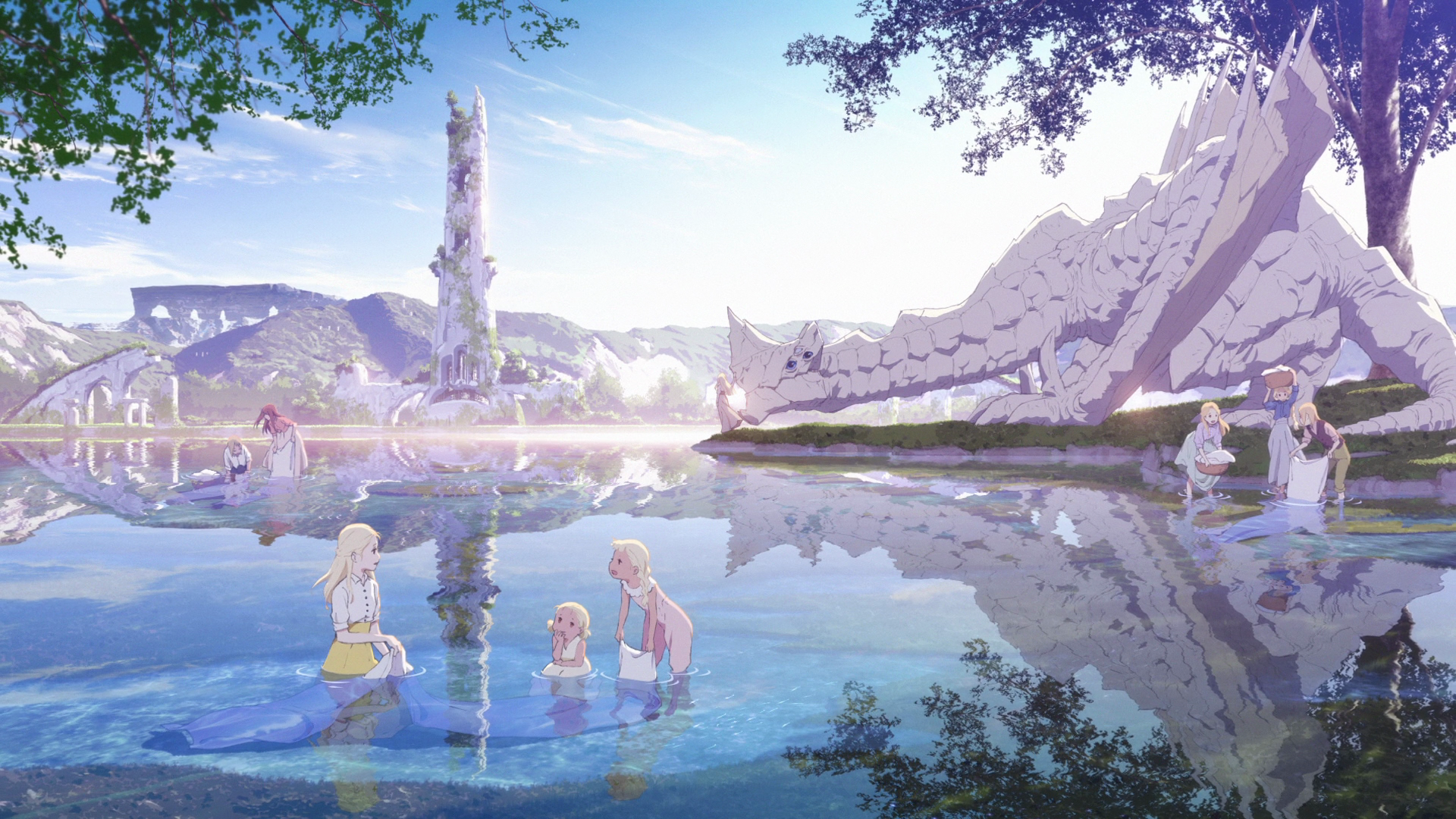 Maquia When the Promised Flower Blooms   Album on Imgur 1920x1080