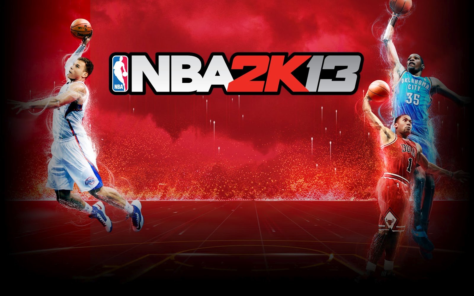 NBA 2K13 Wallpaper NBA2K 1600x1000