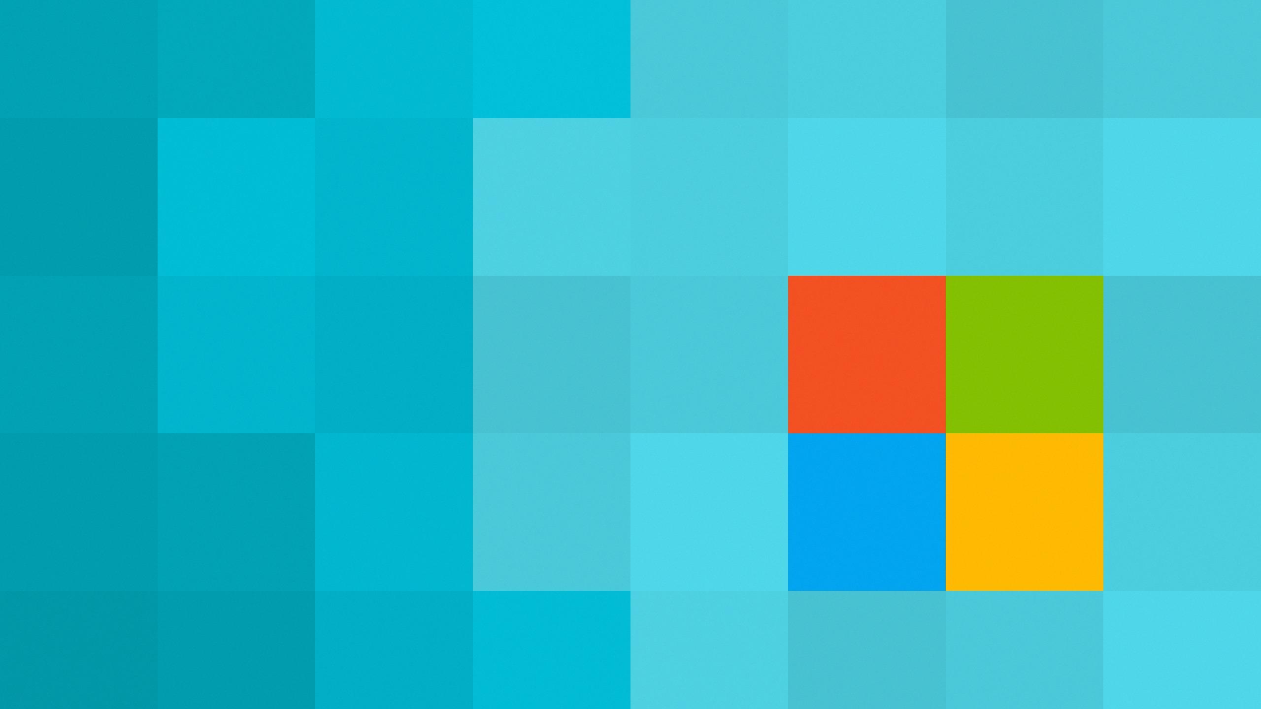2560x1440 Windows 10 Minimal desktop PC and Mac wallpaper 2560x1440