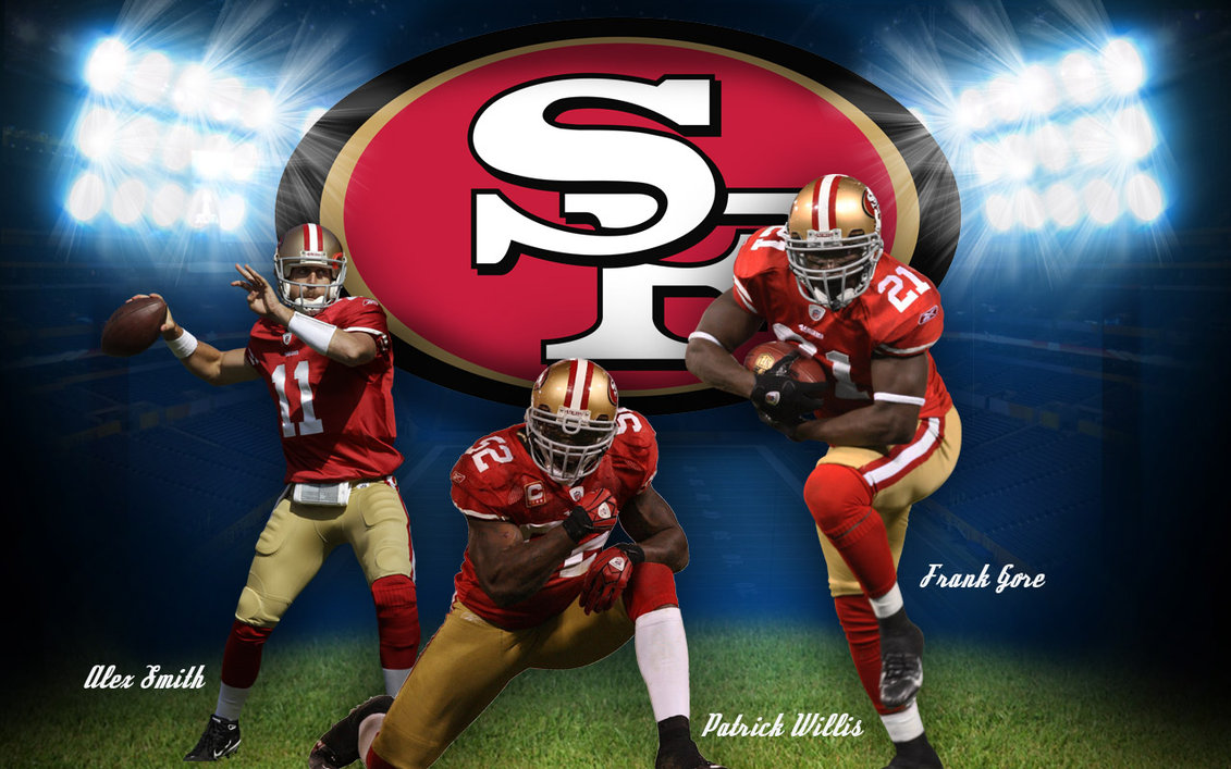 49ers Wallpapers FreeBest Wallpapers HD Backgrounds Wallpapers 1131x707