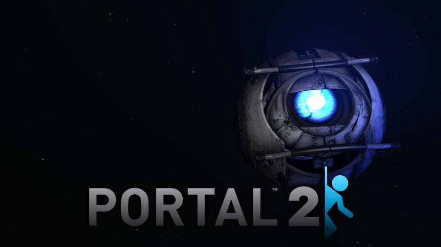 Wheatley Portal 2 Wallpaper by deepfry3 900x506