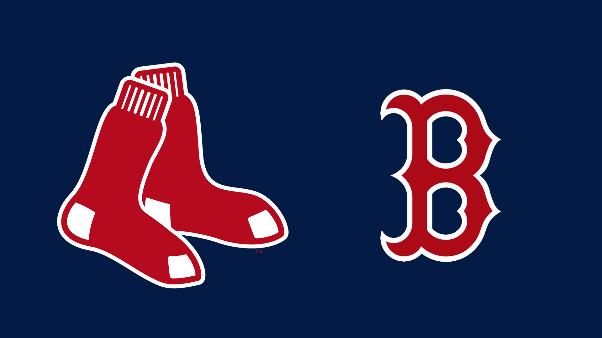 MLB Boston Red Sox Logo   1920x1080   Full HD 169 1920x1080